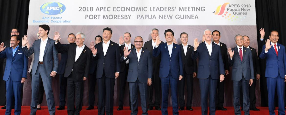 Papua New Guinea: Chinese delegation excludes journalists from three.