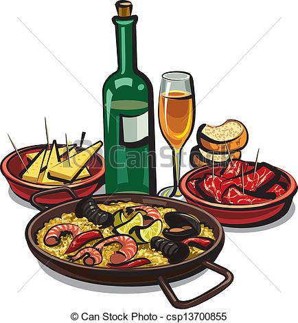 Gallery For > Aperitif Clipart.