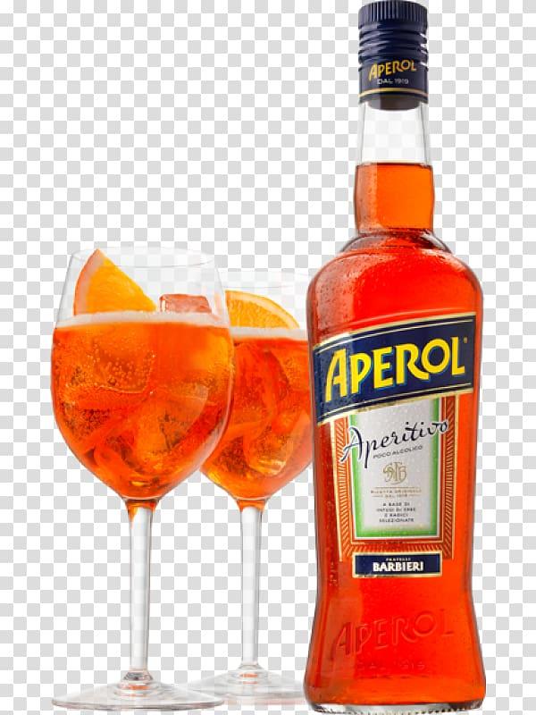 Aperol Spritz Apéritif Campari Italian cuisine, cocktail.