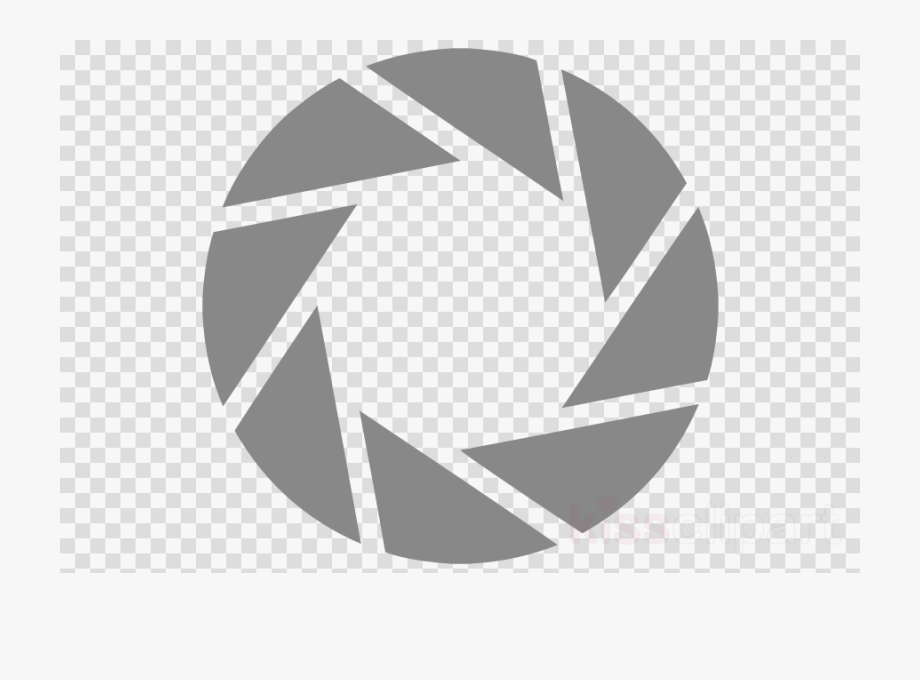 Aperture Logo Png Clipart Portal 2 Aperture Laboratories.