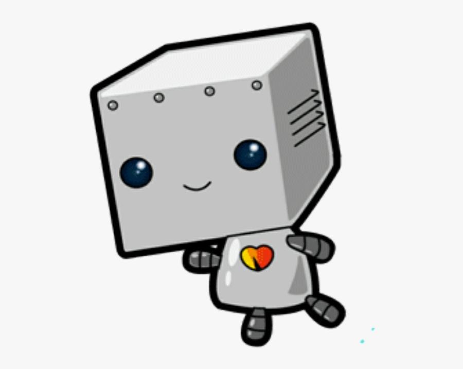 Robot Clipart Kawaii.