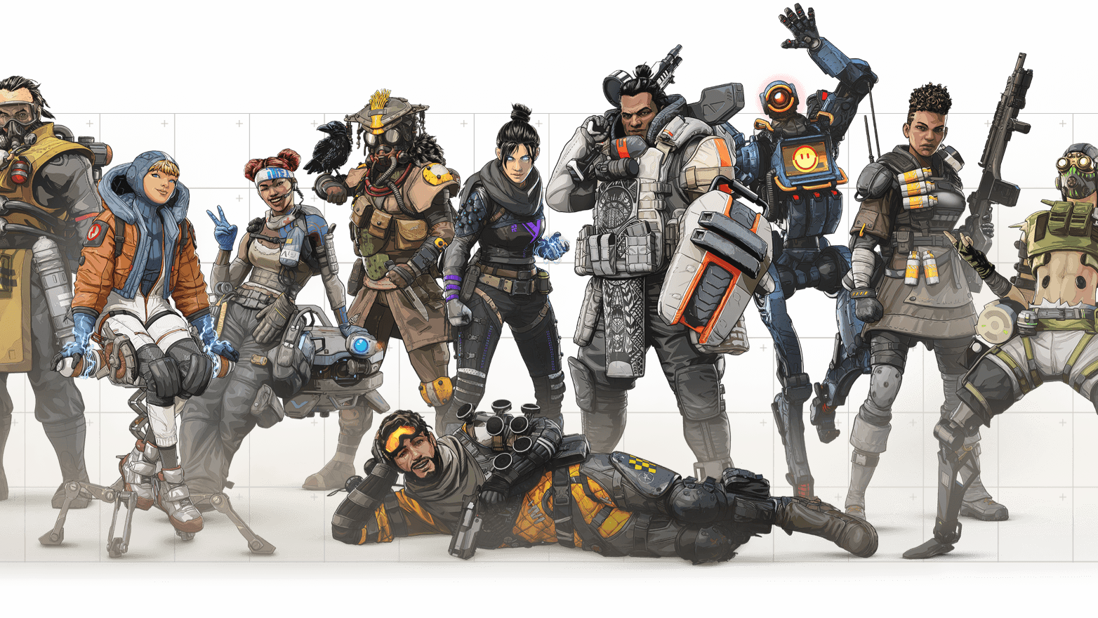 Best Apex Legends Characters: Tiered Legend Rankings.