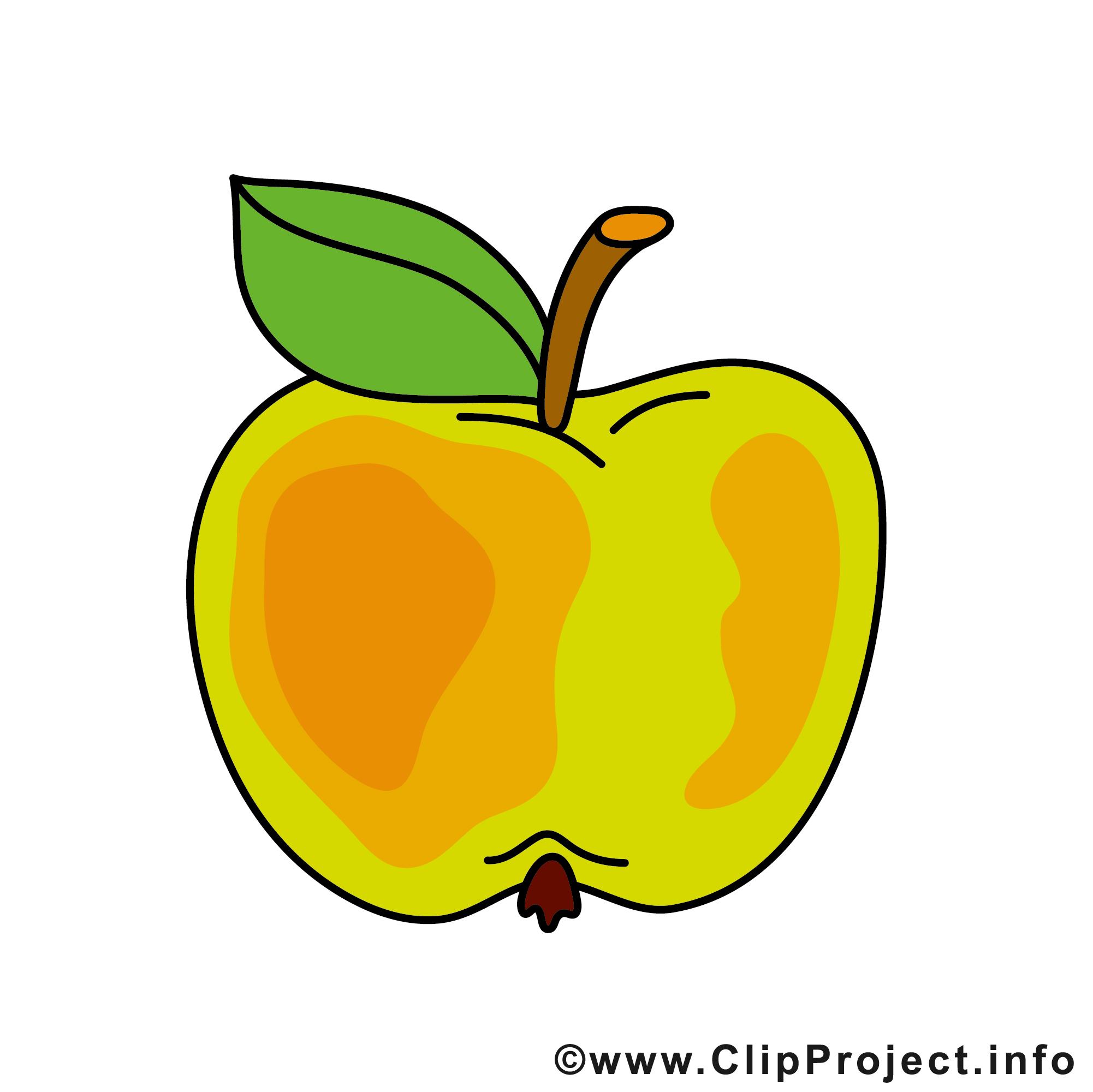 Apfel Clip Art.