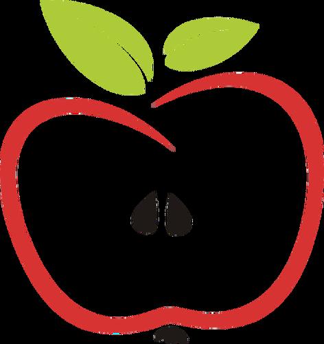 153 Apfel kostenlose clipart.