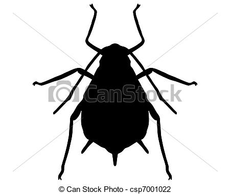 ladybug and aphid coloring pages - photo#40