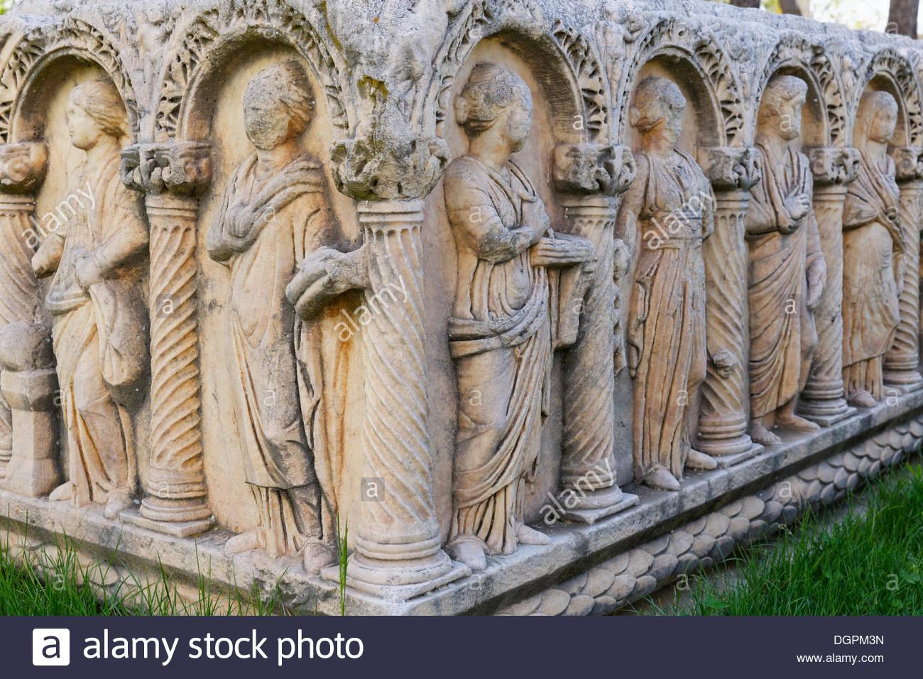 Ancient Sarcophagus Stock Photos & Ancient Sarcophagus Stock.