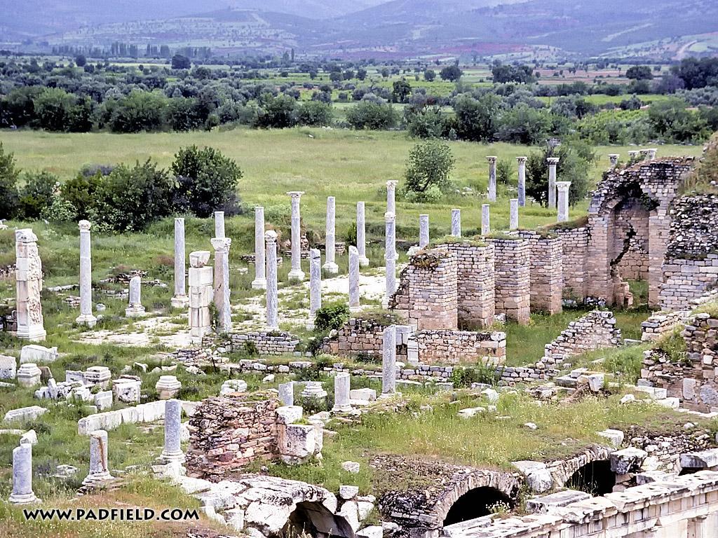 Aphrodisias, Turkey.