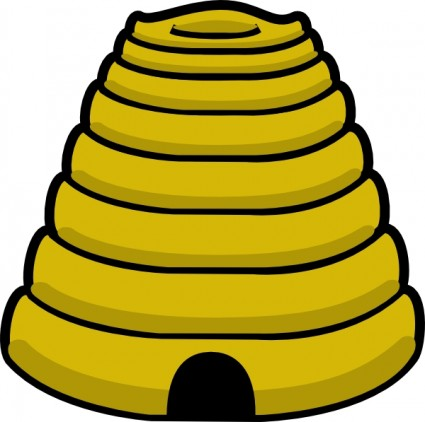 Apiary clipart.