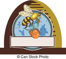 Apidae Clipart and Stock Illustrations. 13 Apidae vector EPS.