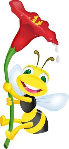 Valentine Love Bees.