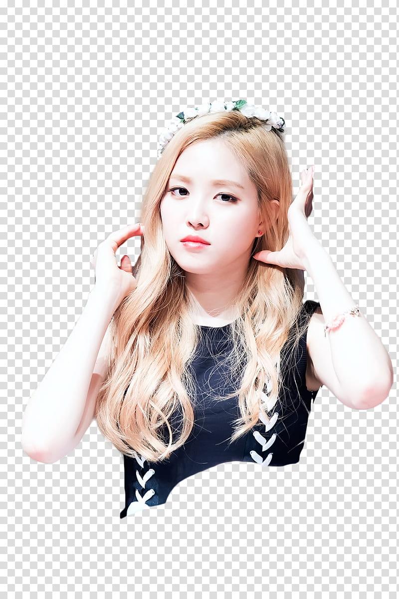 Naeun Apink transparent background PNG clipart.