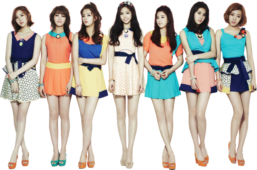 HD Apink Png.