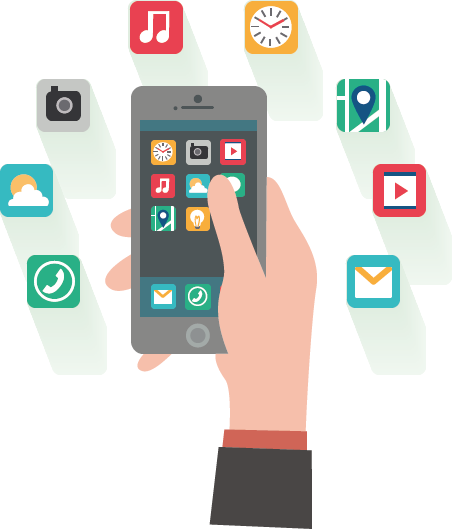 App Movil Png Vector, Clipart, PSD.