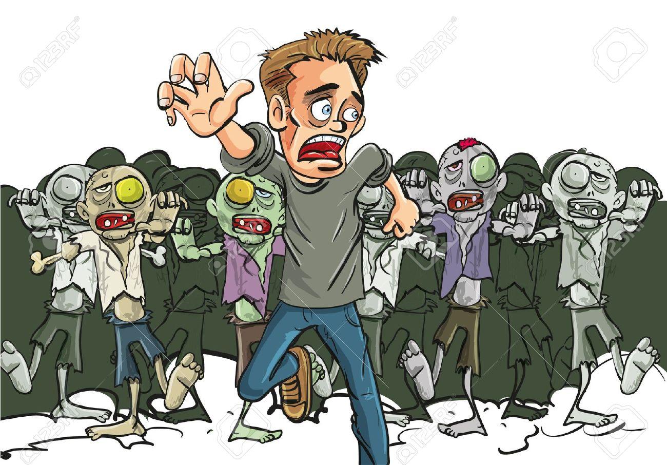 Zombie apocalypse clipart hd.