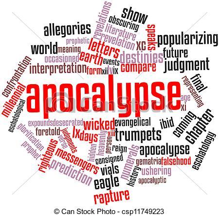 Apocalypse clipart.