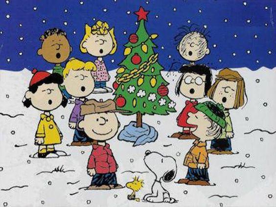 Snoopy Christmas Clip Art.