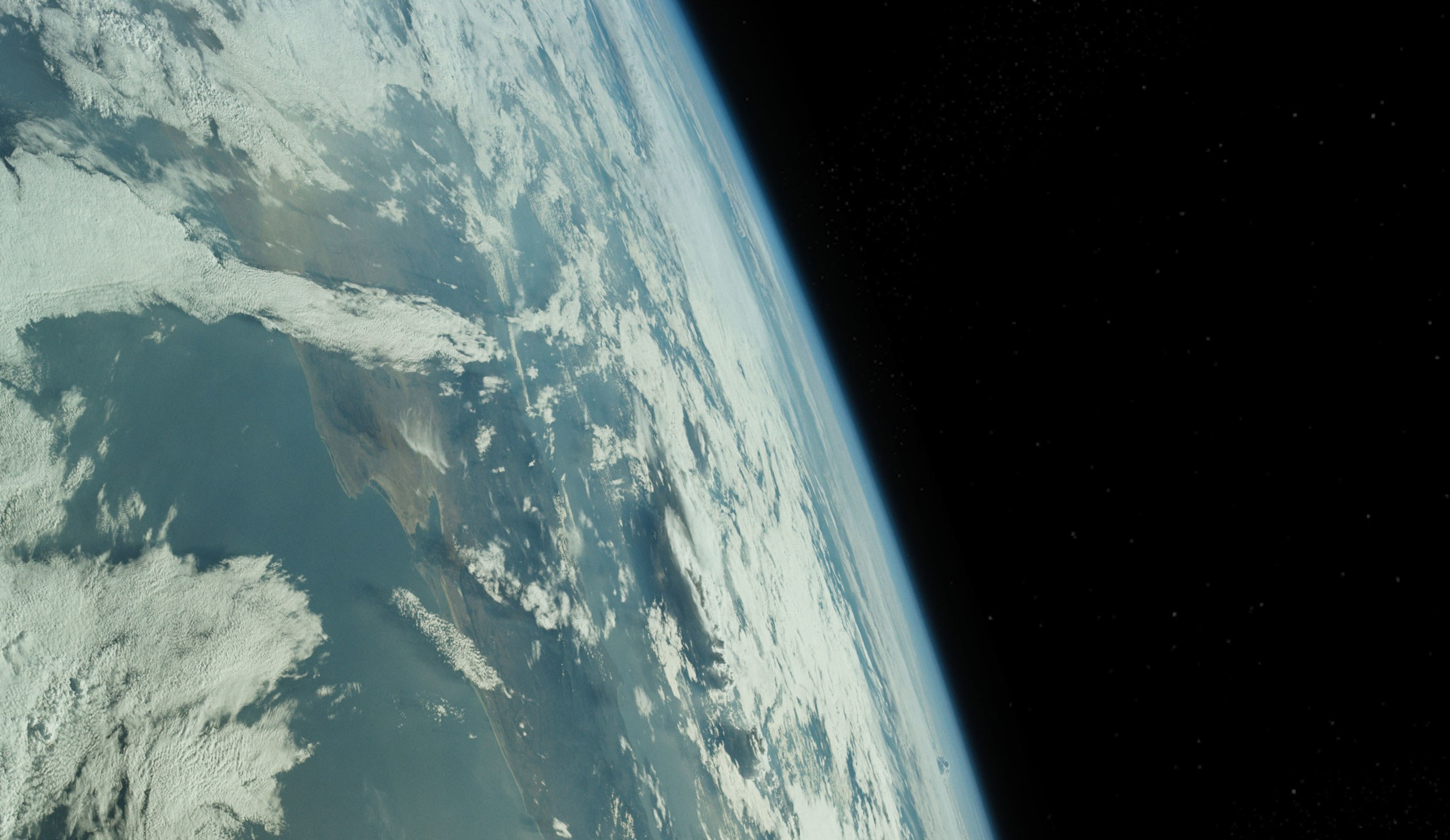 Fifty Years After Apollo 11, the View of Earth from the Moon.