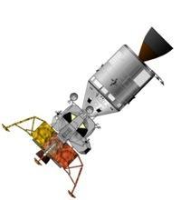 Apollo 13 clip art.