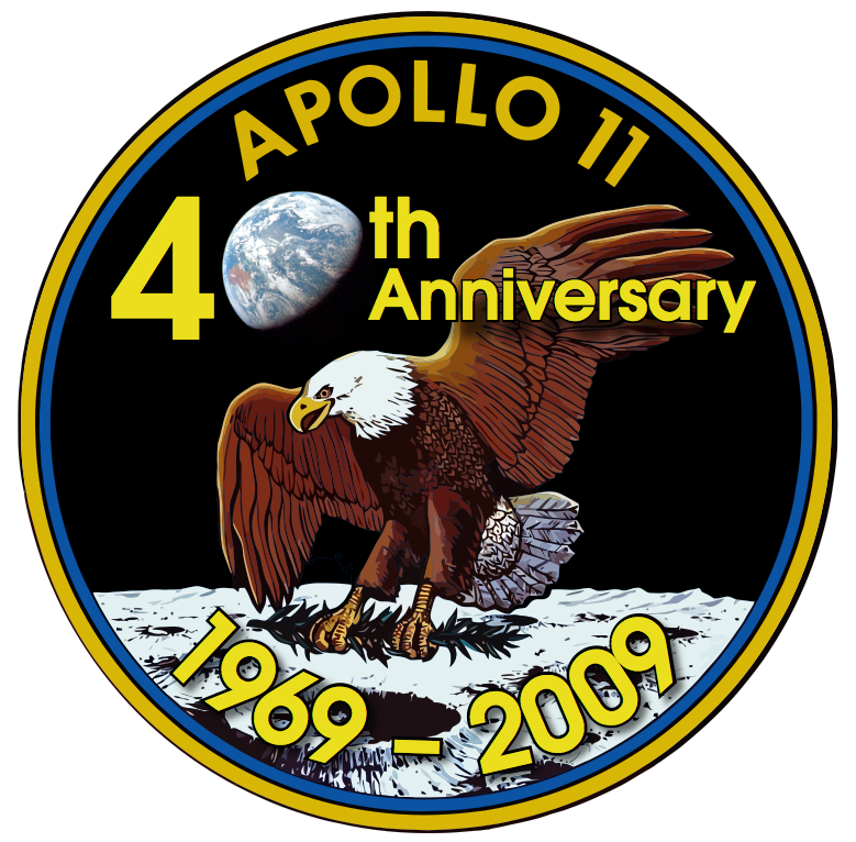 Apollo 11 40th logs.