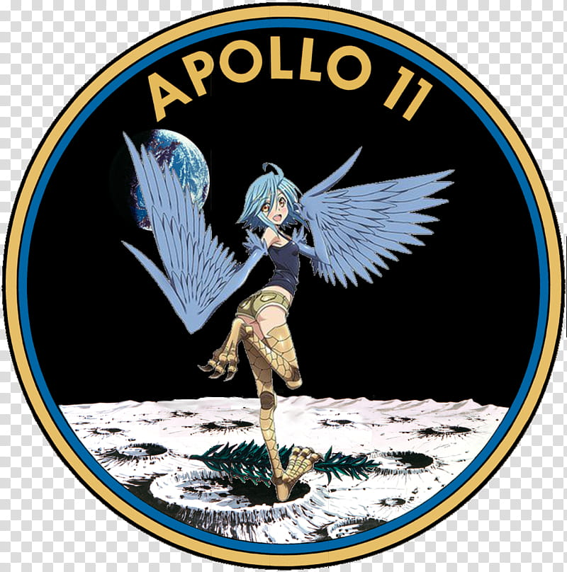 Cartoon Moon, Apollo , Apollo Program, Mission Patch, Apollo.
