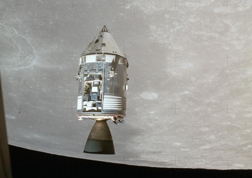 Apollo 15 — The Jefferson Space Museum.
