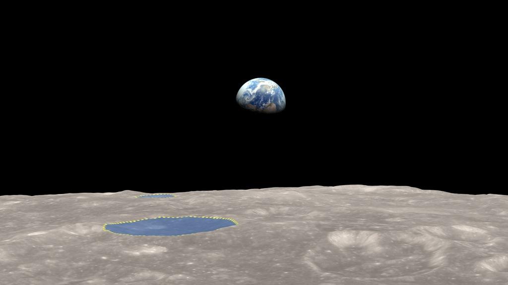 SVS: Earthrise in 4K.