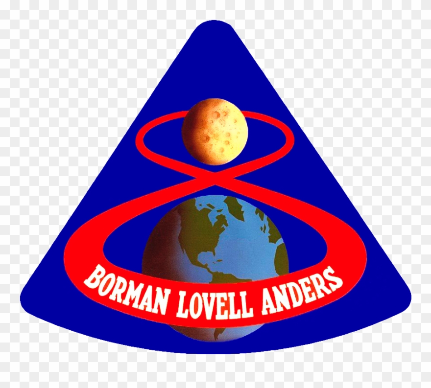 Apollo 8 Patch.