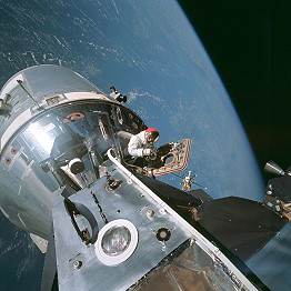 Spaceflight mission report: Apollo 9.