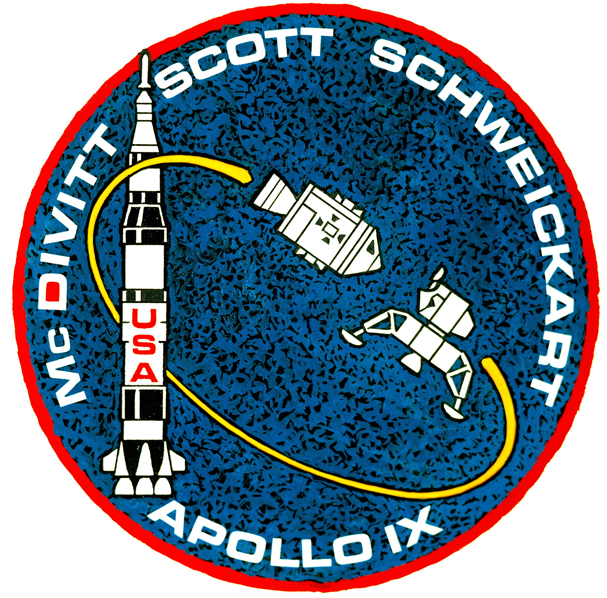 Spaceflight mission report: Apollo 9.
