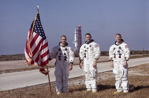Apollo 9 — The Jefferson Space Museum.