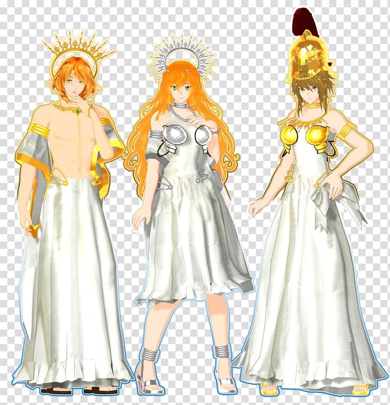 Artemis Apollo Zeus Hephaestus Hera, Goddess transparent.