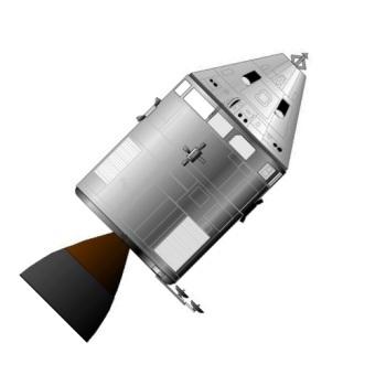 Apollo CSM.