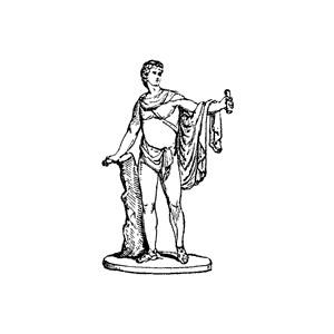 Apollo Clipart.