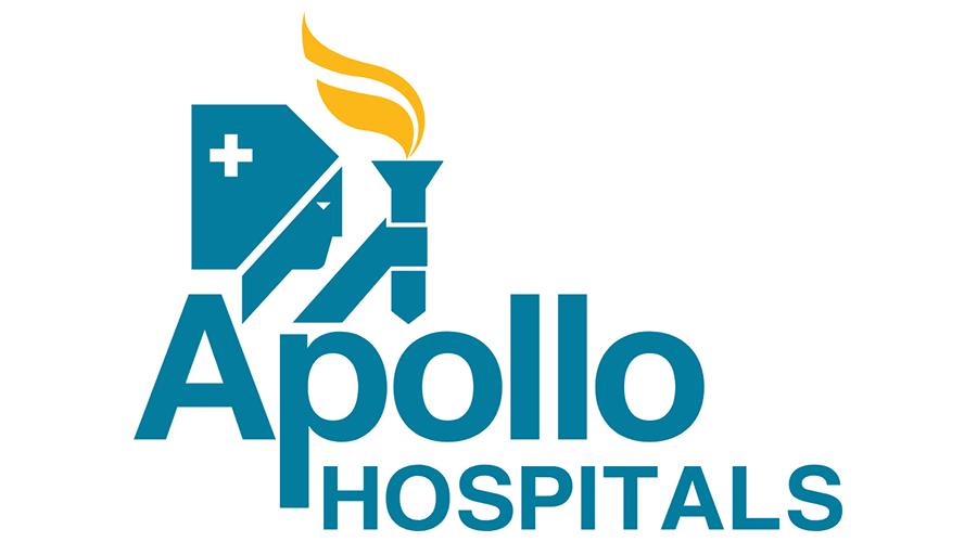 Apollo Hospitals Vector Logo.