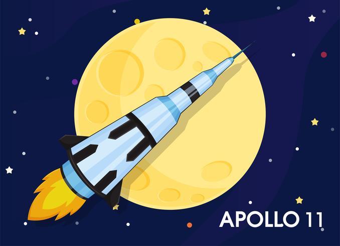 Apollo 11 The spacecraft was sent to explore the world\'s.