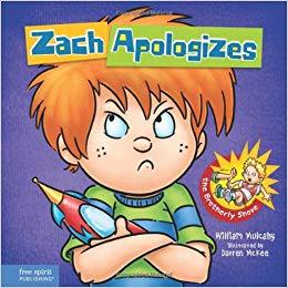 Zach Apologizes (Zach Rules Series): William Mulcahy, Darren.