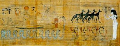 Apep (Apophis).