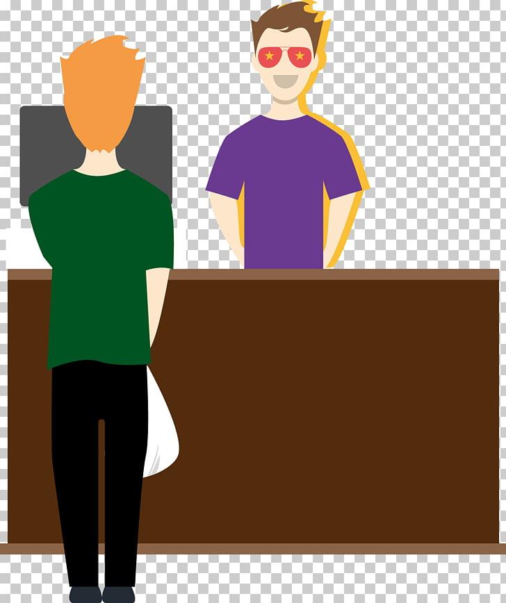 Comportamiento humano personaje hombro, aporte PNG Clipart.