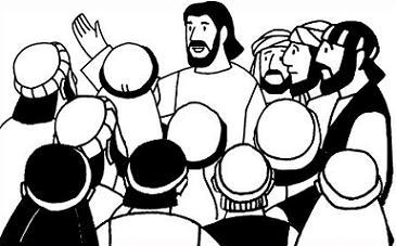 Apostles Clipart.
