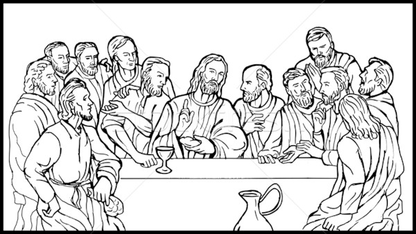The best free Last supper vector images. Download from 46.