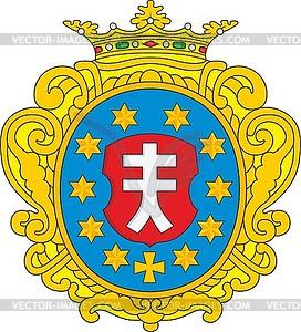 Apostol family coat of arms.