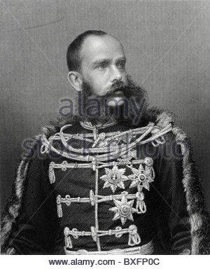 Franz Joseph I Or Francis Joseph I, Emperor Of Austria (1848.