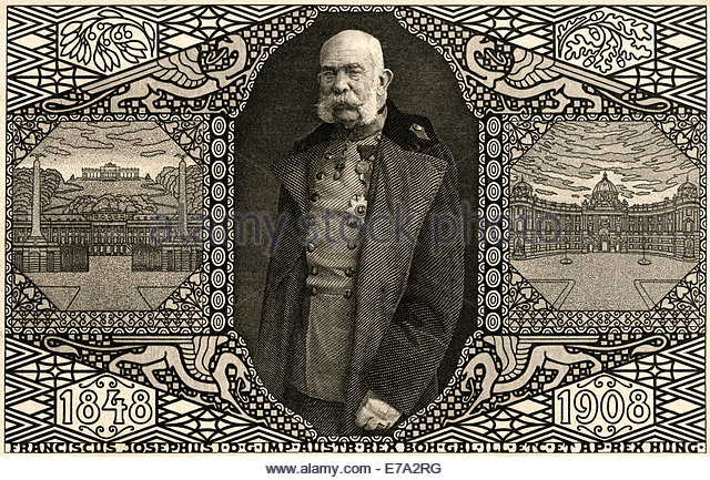 Franz Joseph I Stock Photos & Franz Joseph I Stock Images.