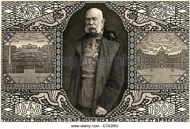 Franz Joseph I Stock Photos & Franz Joseph I Stock Images.
