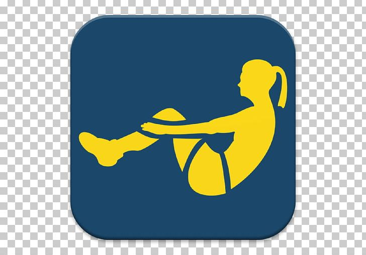 AppTrailers Abdominal Exercise Quick Six Fitness App PNG.