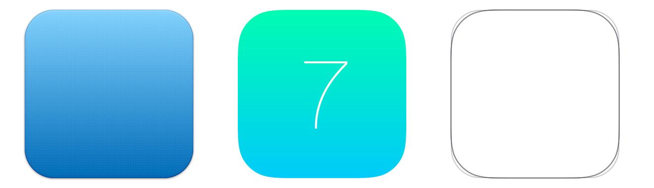The iOS 7 Design Cheat Sheet.