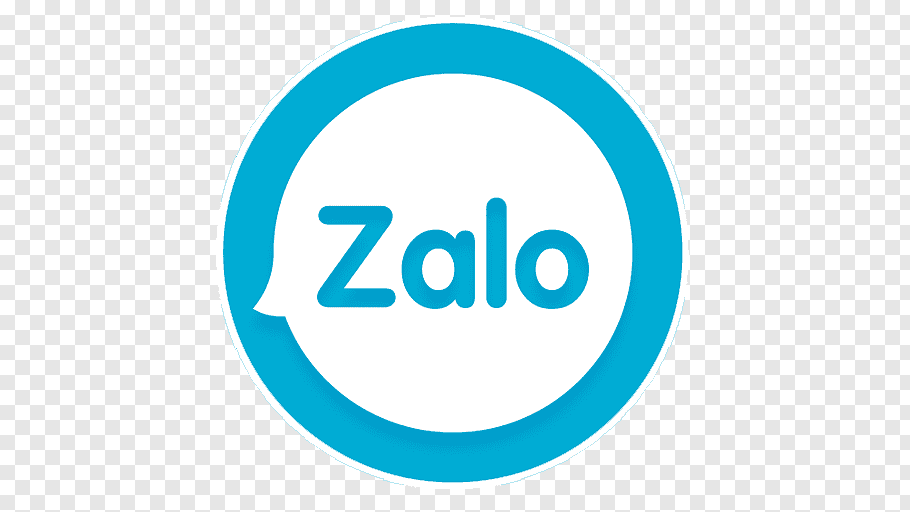 Zalo logo, App store Apple Google Play, Zalo free png.