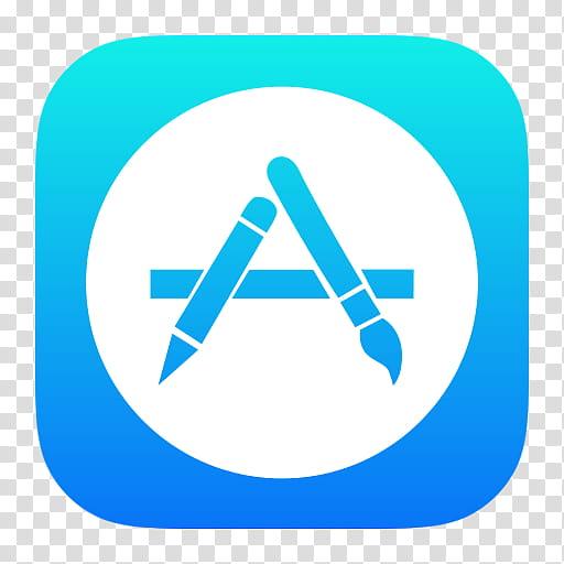IOS Alt Icons, AppStore transparent background PNG clipart.