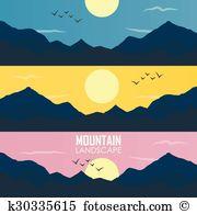 Appalachia Clipart Illustrations. 4 appalachia clip art vector EPS.
