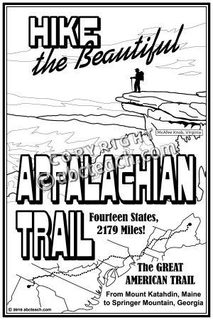 Appalachian clip art.